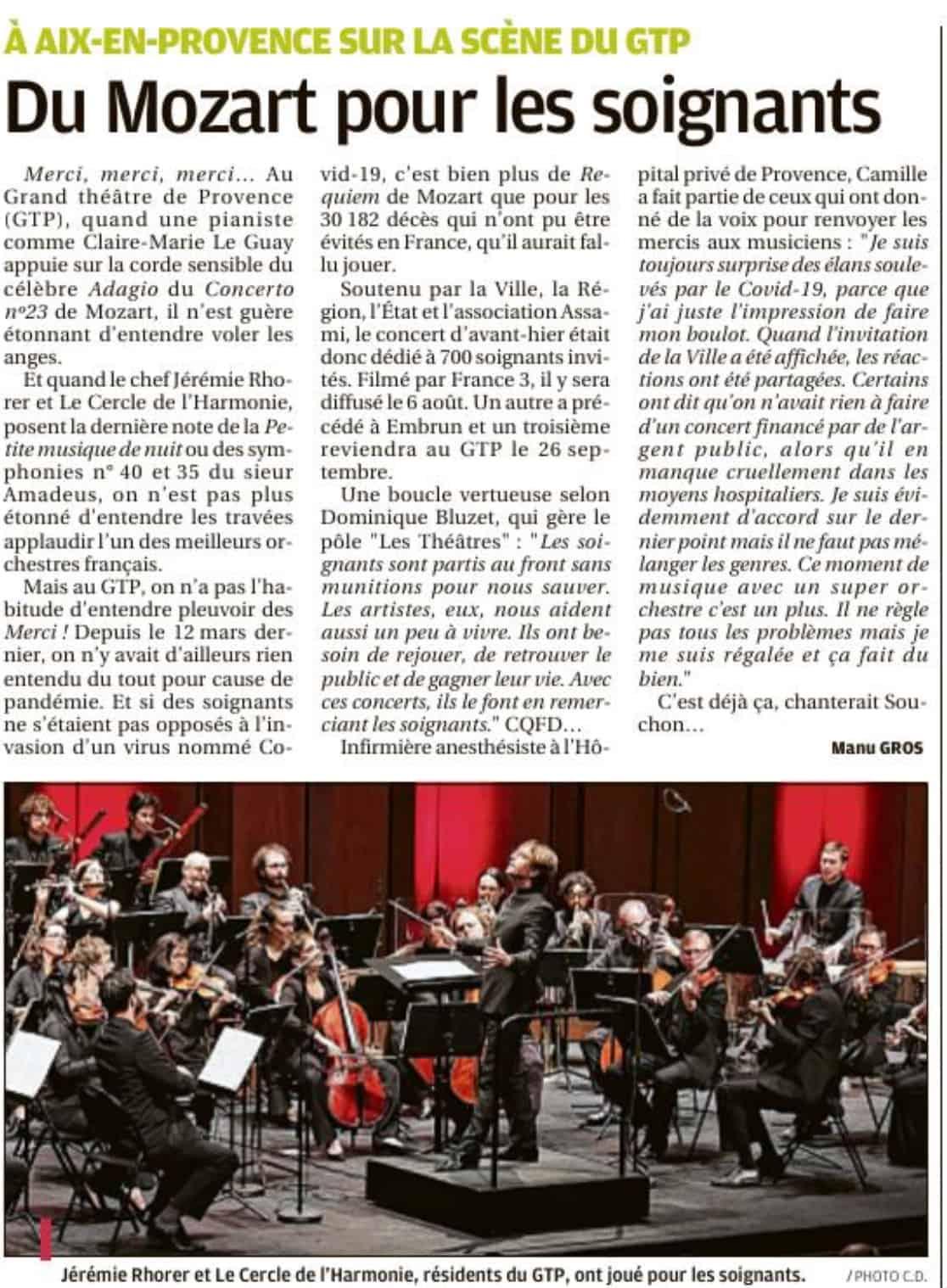 2020_07_25_LA PROVENCE_concert caritatif Mozart