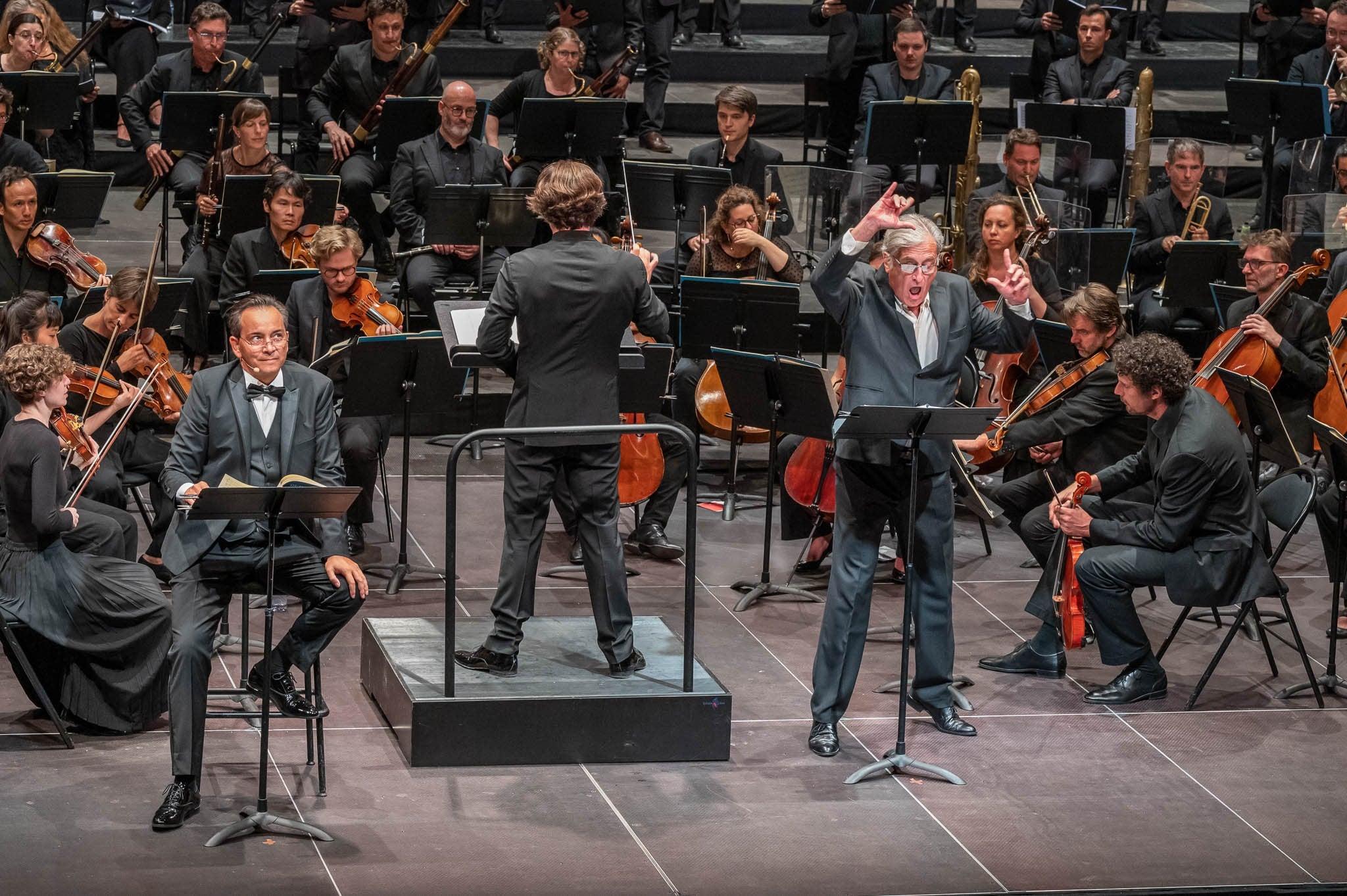 """Le Dauphiné Libéré - """"Un Festival Berlioz toujours aussi """"Fantastique"""""""""""